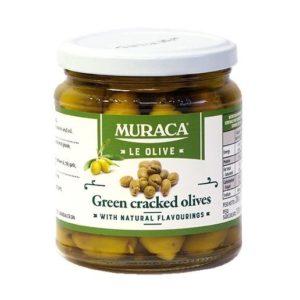 Muraca Cracked Olives