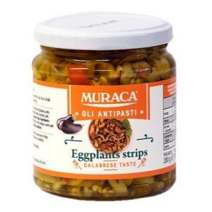 Muraca Eggplant Strips